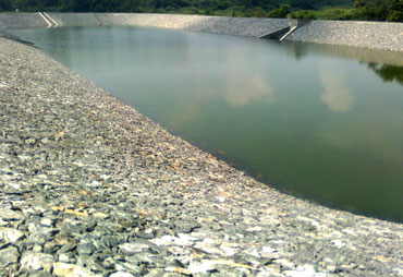 Raw Water  Reservoir